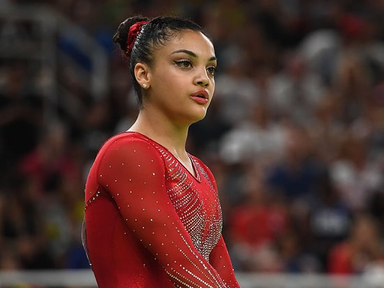 Laurie Hernandez Talks Homeschooling, Being a Hispanic Athlete and Her Legion of Tween Fans