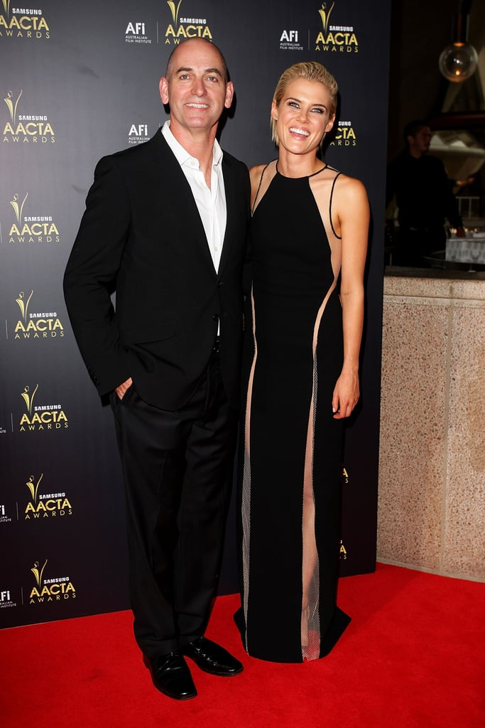 Rob Sitch and Rachael Taylor