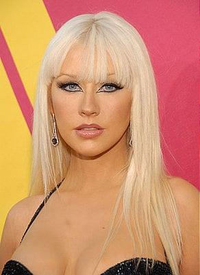 Christina Aguilera at MTV VMAs: Hair and Makeup