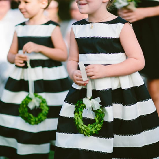 Colorful Flower Girl Dresses That Aren't White
