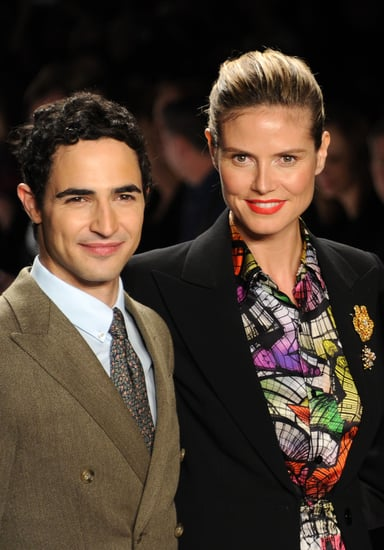 Heidi Klum and Zac Posen Project Runway Season 12 Interview