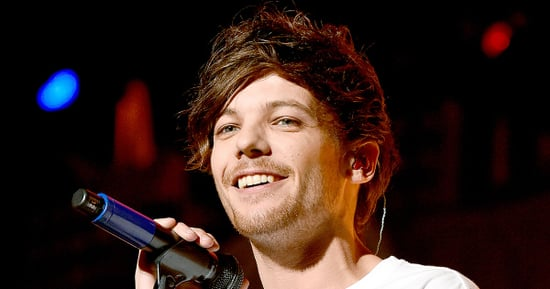 Louis Tomlinson's Son, Freddie, Looks Exactly Like Him: See the Photo!