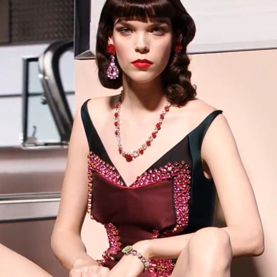 Prada Spring 2012 Ad Campaign Video by Steven Meisel