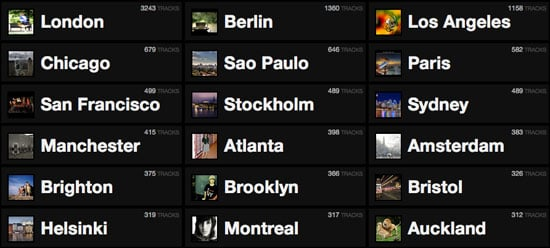 Search the Global Music Scene With CitySounds.fm