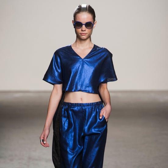 Zero + Maria Cornejo Spring 2014 Runway   NY Fashion Week