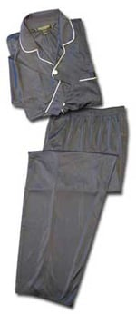 Cool or Not: Sliver-Lined MRSA Resistant PJs