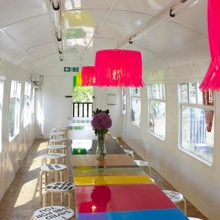 Cool Idea: A Converted Train Car