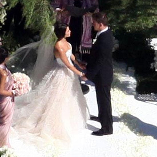 In July 2009 in Malibu, Channing Tatum married Jenna Dewan in a frothy princess gown that was nothing short of spotlight-worthy.