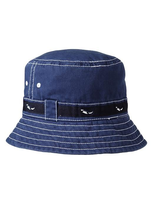 Baby Gap's Shark bucket hat ($13) is made for the shade!