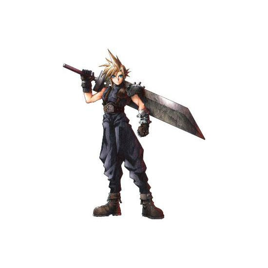 5. Cloud Strife