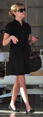 Reese Witherspoon Style 2010-01-12 11:50:00