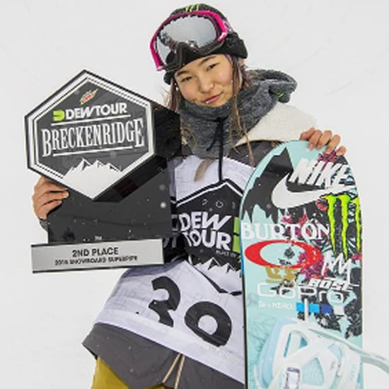 Chloe Kim Snowboarder Nominated For ESPY Award (Video)