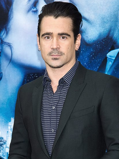How Colin Farrell Gained - and Lost! - 40 lbs. for His New Role