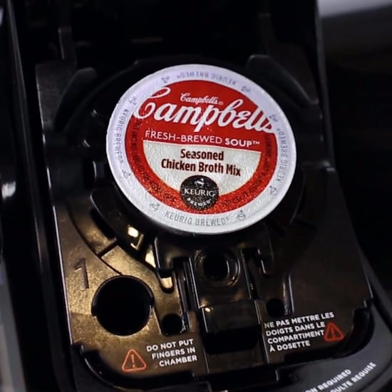 Keurig Announces Campbell's Soup K-Cup Pods