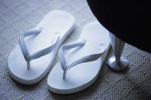 Flip Flops: Cute, But Zero Support