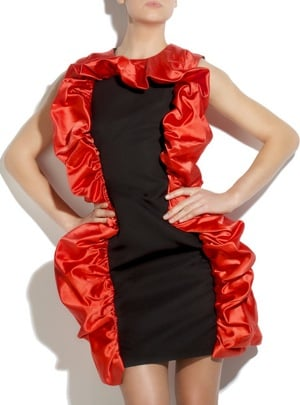 Marios Schwab Rodin Ruffle Dress: Love It or Hate It?