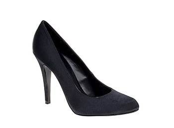 Black Satin Shoes $44.98, Aldo