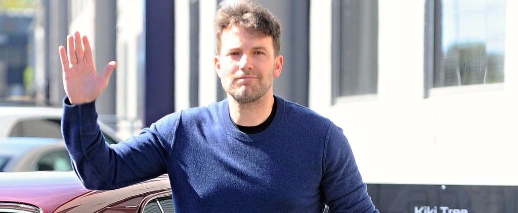 Ben Affleck Is Back in LA After a Ski Vacation With Gisele Bündchen and Tom Brady