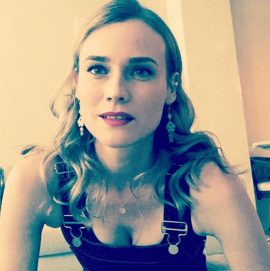 18 Stylish Reasons to Follow Diane Kruger on Instagram Immediately