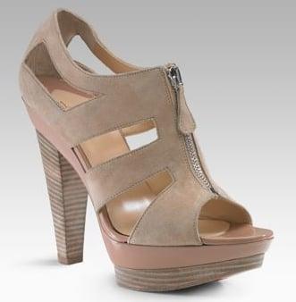 Trend Alert: Zippered Shoes