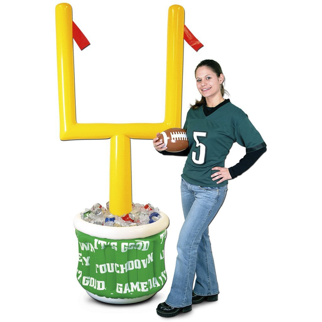 Inflatable Goal Post Cooler