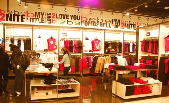 Bebe Launches New Concept Store 2b