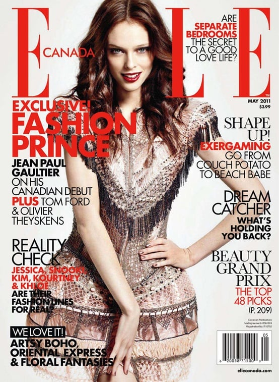Elle Canada May 2011