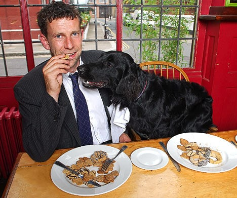 Biscuits You Can Share With Fido
