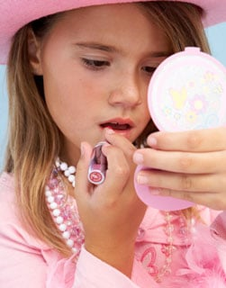 Should Kids Be Allowed to Wear Makeup?