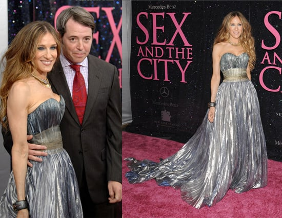 Sex and the City New York Premiere: Sarah Jessica Parker