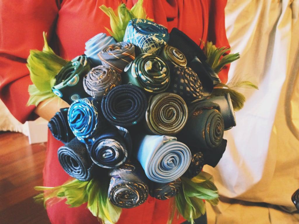 Tie Bouquets