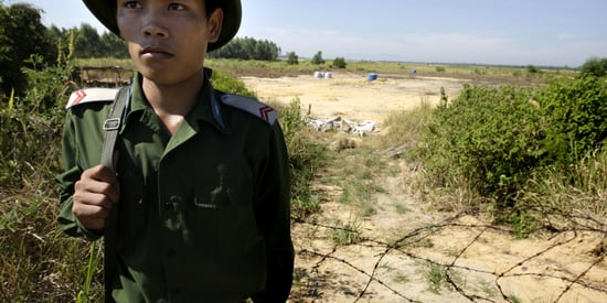 Monsanto Helped Devastate Vietnam. Now It's Expanding Here.