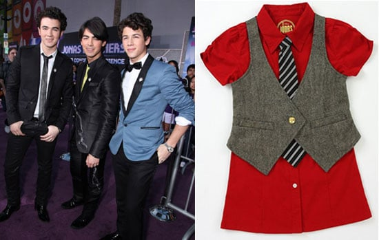 Jonas Brothers Creates Clothing Collection For Girls At Wal-Mart, Kmart, Sears and J.C. Penney