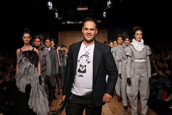 Mexico Fashion Week: Morgana Fall 2009