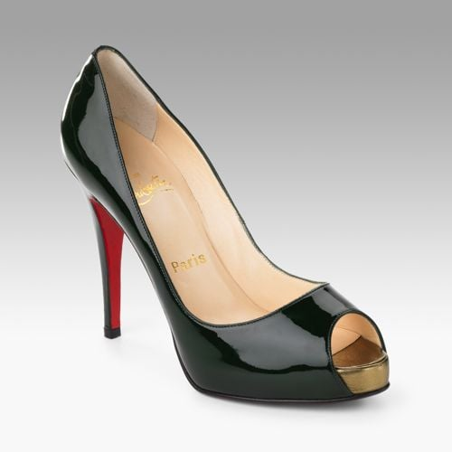 Fall Shoe Trend: Patent Leather