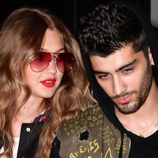 Gigi Hadid and Zayn Malik Hold Hands in NYC July 2016