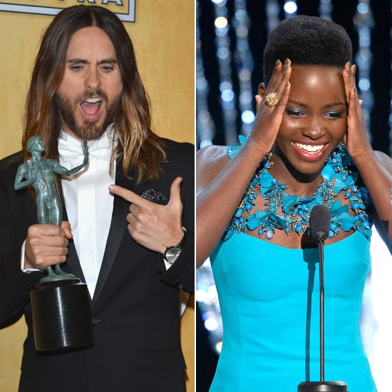 You Like Me! Actors Celebrate Their SAG Wins