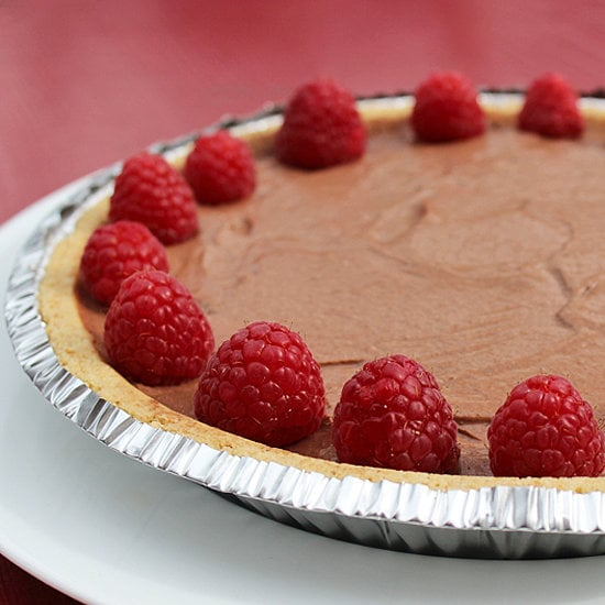 3-Ingredient Chocolate Pie