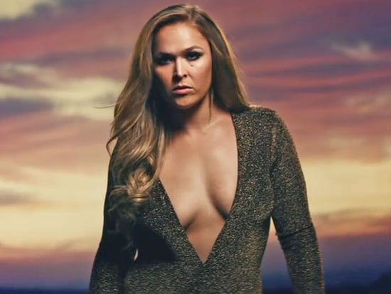 Ronda Rousey Is 'Fine Not Being Perfect' in New Ad: 'The Acceptance of Criticism Is Part of Who I Am'