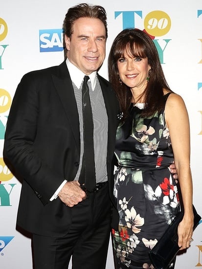 Kelly Preston Says John Travolta Is a 'Yes' Man When It Comes to Their Kids: 'He Is That Dad'
