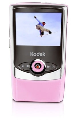 Kodak's Zi6 HD Pocket Video Camera Is Almost Here