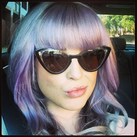Celebrities With New Bangs | August 2013