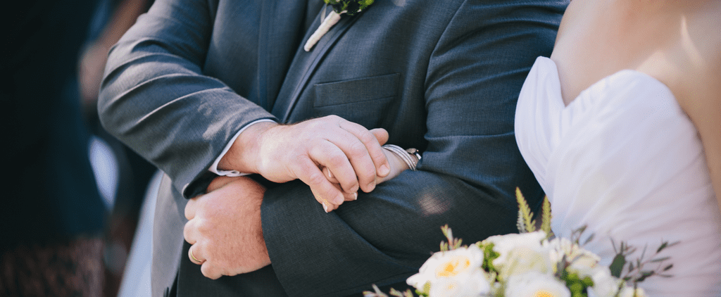 Here's What Your Dad Is Thinking as He Walks You Down the Aisle