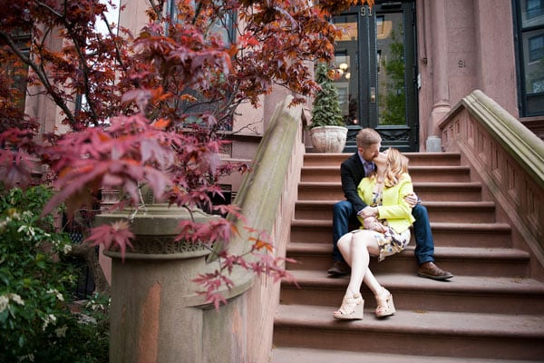 Kiss on Your Stoop