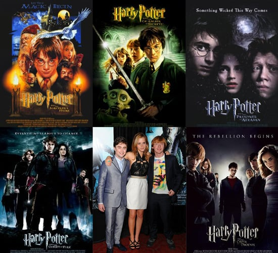 Sugar Shout Out: What's Your Favorite Harry Potter Movie?