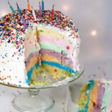 How to Make a Festive Birthday Ice Cream Cake Without Really Trying