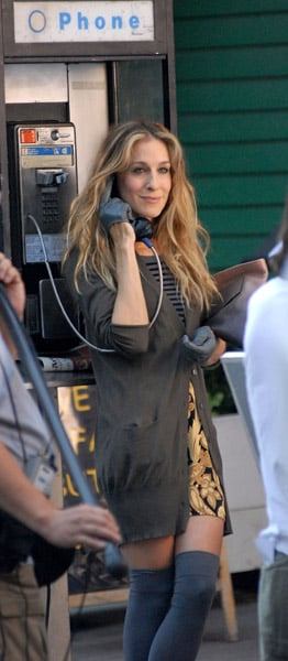 SATC Movie Sneak Peek! Too Cool For School Carrie: Love It or Hate It?
