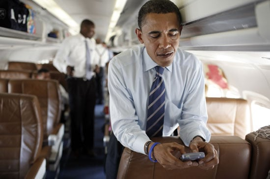 Obama Offers American Babies a Better Start Via Text?