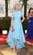 Caitlin Fitzgerald at the Golden Globes 2014