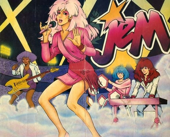 Jem and the Holograms movie in production